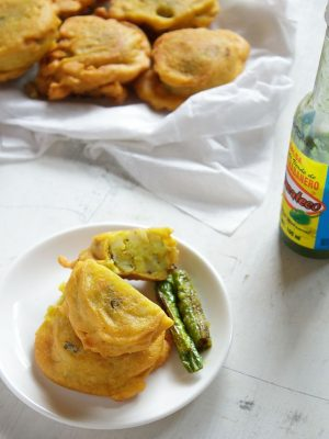 Aloo Vada, Potato Vada