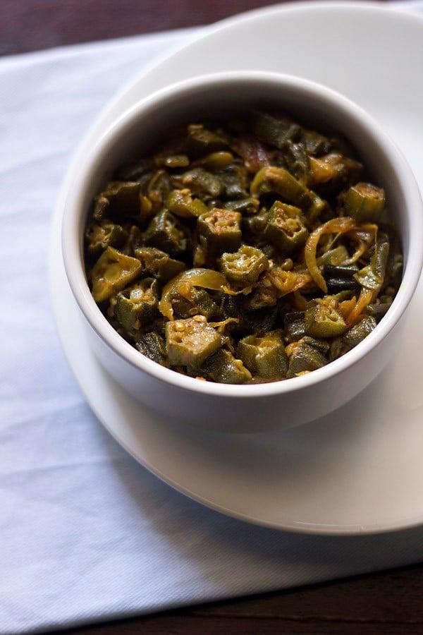 Bhindi Do Pyaza Recipe, How to make Bhindi Do Pyaza Recipe