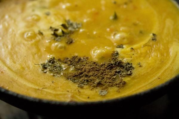 garam masala for dal fry recipe