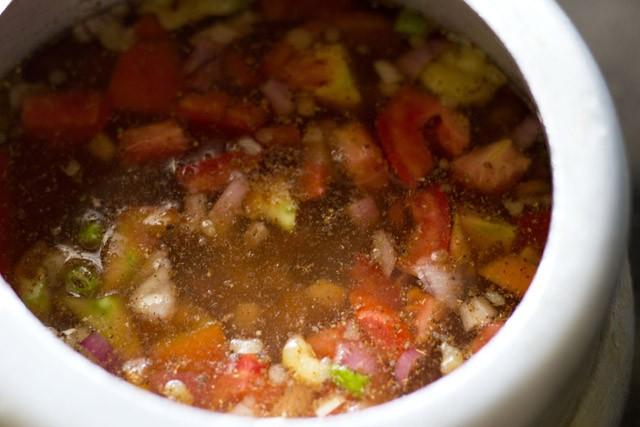 making dal makhani recipe