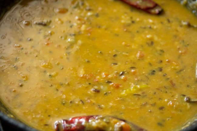 making dal fry recipe dhaba style
