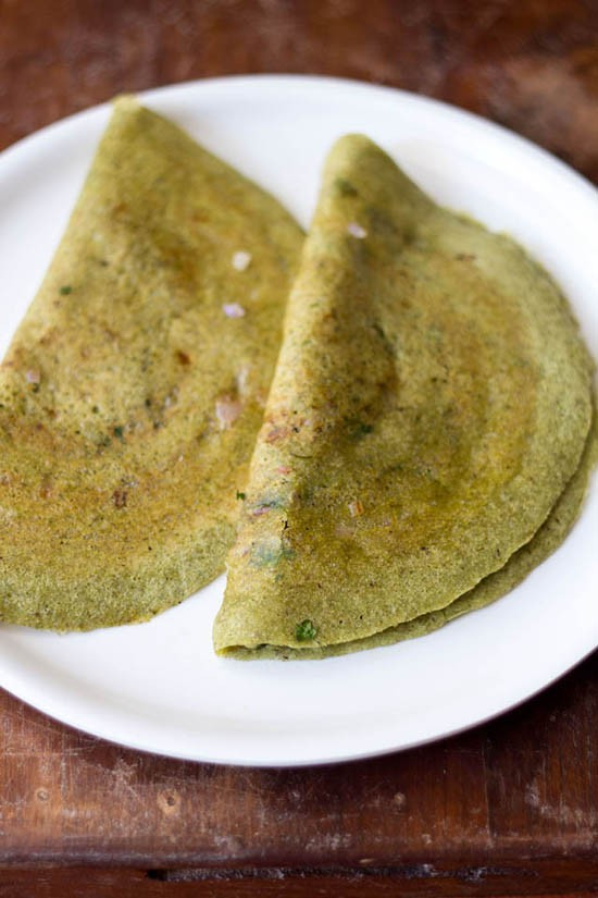 Pesarattu Dosa or Moong Dal Dosa, How to make Pesarattu Dosa Recipe