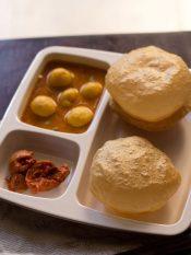 poori recipe | puri recipe | how to make soft poori or puri