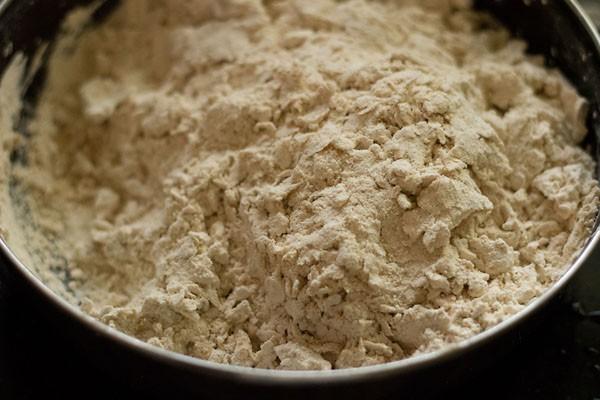 whole wheat flour for roti recipe