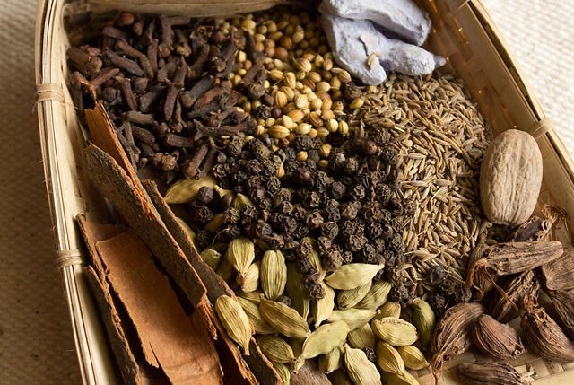 spices names | indian spices names in english and hindi