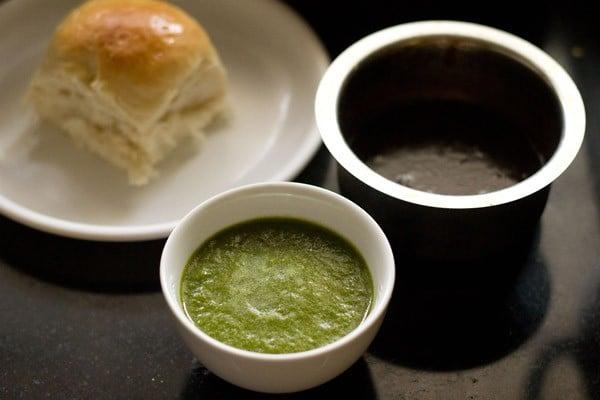 making vada pav recipe