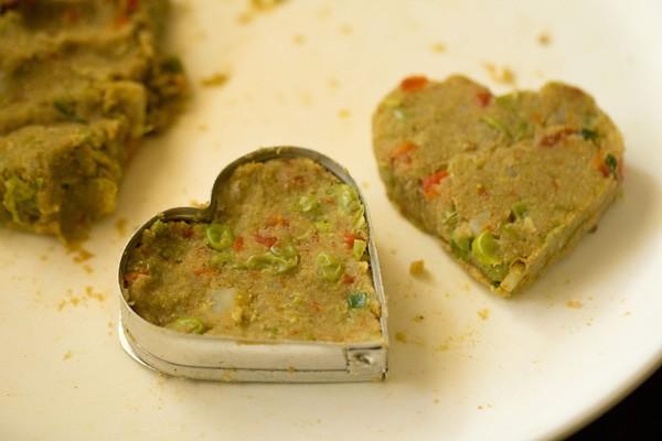 vegetable cutlet, veg cutlet
