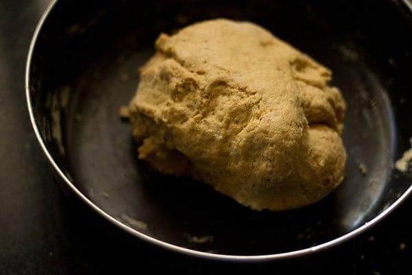 dough for masala poori recipe