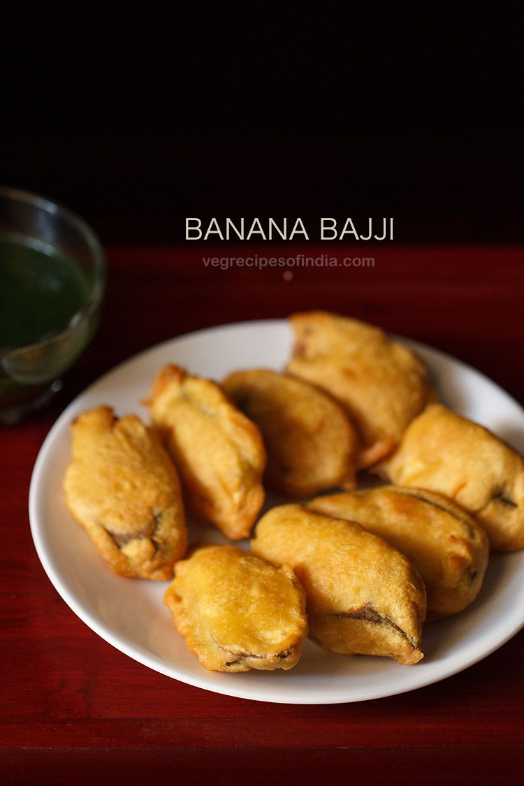 banana bajji, raw banana bajji recipe