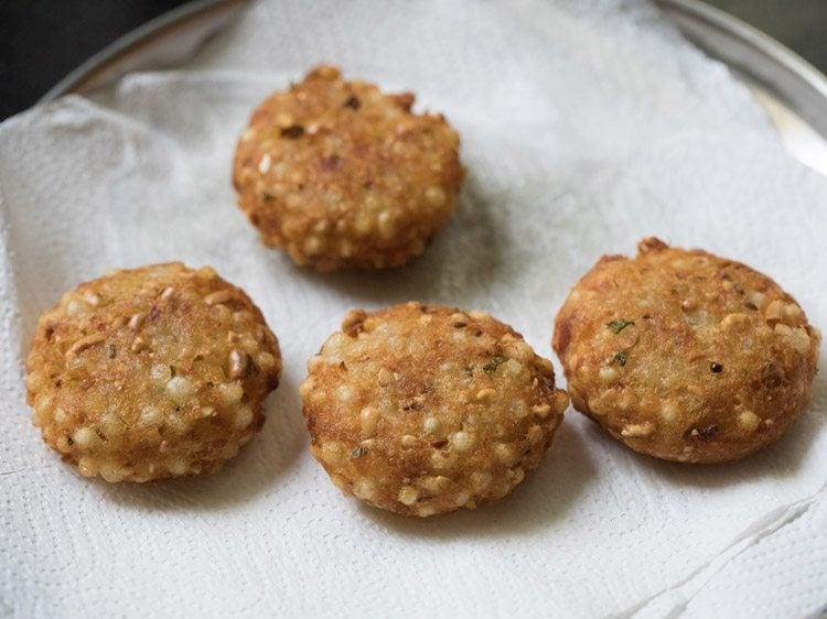 Sabudana Cake Recipe In Marathi: Sabudana Vada Recipe, How To Make Sabudana Vada Recipe For