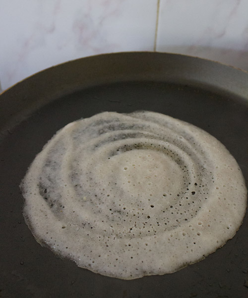 how to make masala dosa recipe