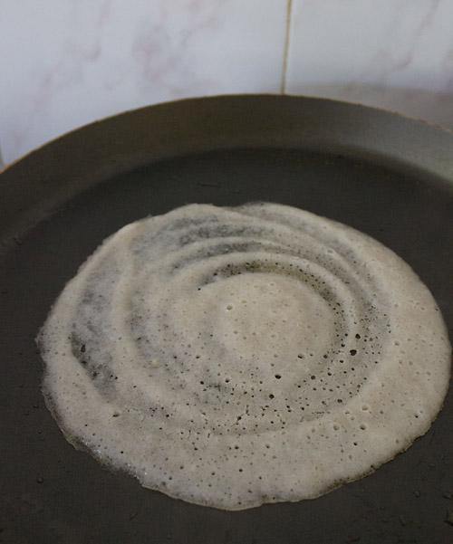 how to make masala dosa recipe