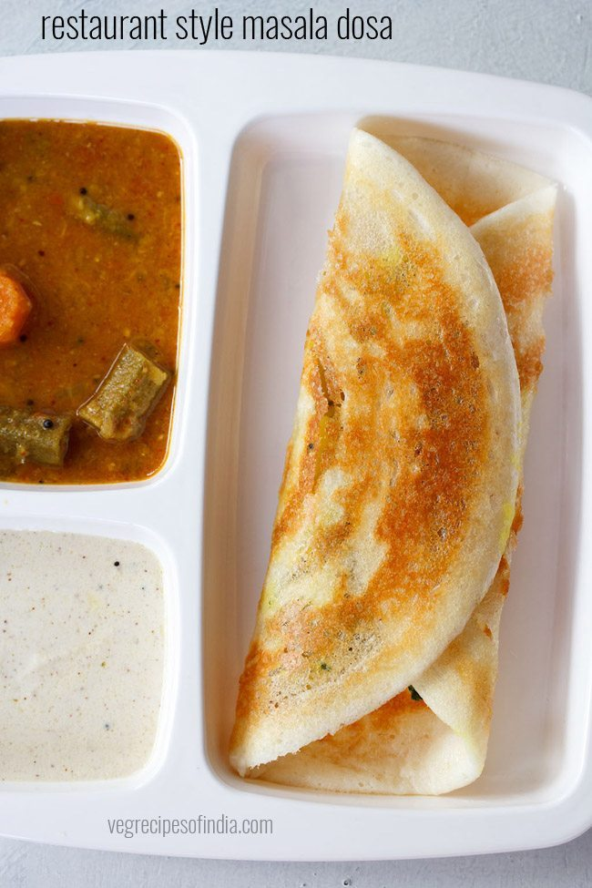Masala dosa recipe how to make masala dosa recipe restaurant style forumfinder Image collections