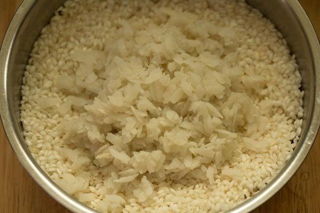 poha for masala dosa recipe