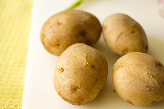 potaotes for masala dosa recipe