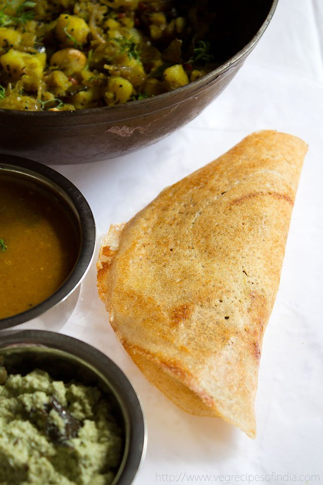 Masala Dosa: Masala Dosa Recipe, How to make Masala Dosa
