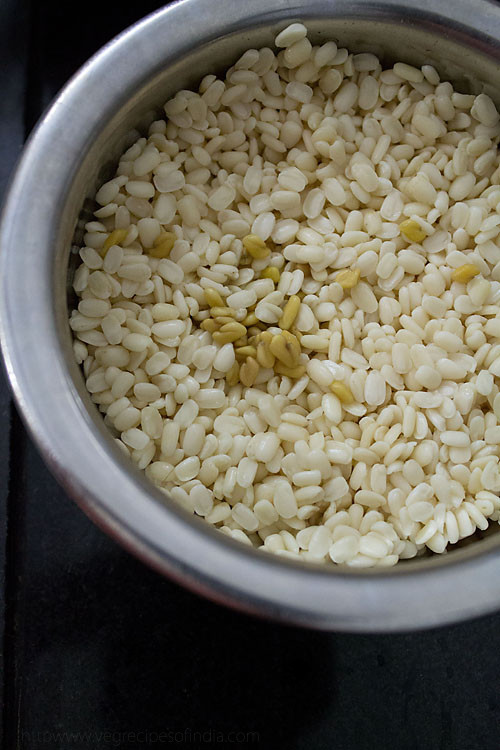 soaked urad dal for masala dosa recipe