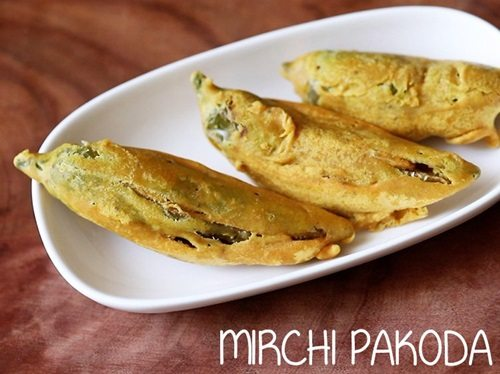 Mirch Pakora Recipe