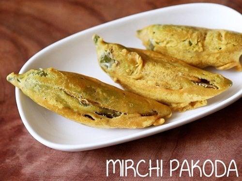 Mirch Pakora Recipe