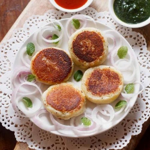 paneer tikki recipe, paneer patties recipe