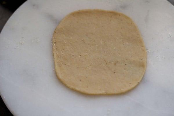 dough for mangalore banana buns recipe