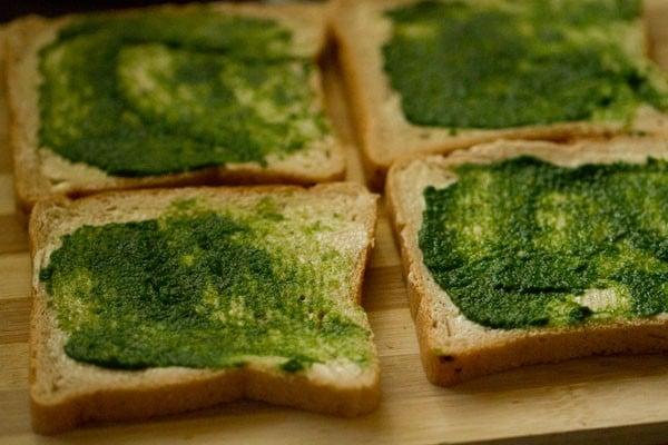 chutney for mumbai masala toast sandwich recipe