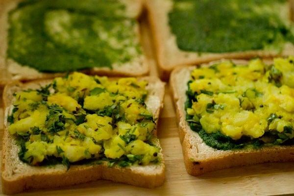 potatoes for mumbai masala toast sandwich recipe