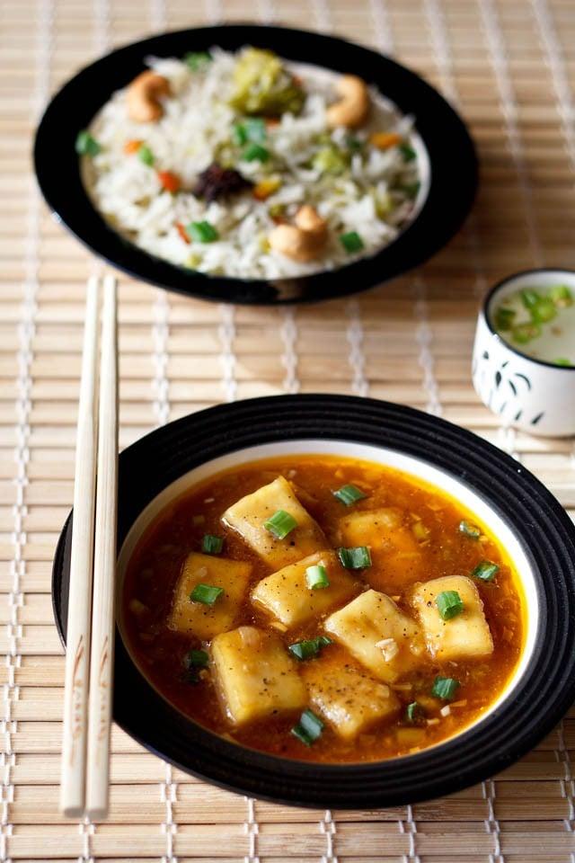 Paneer Manchurian Recipe, How to make Paneer Manchurian Recipe