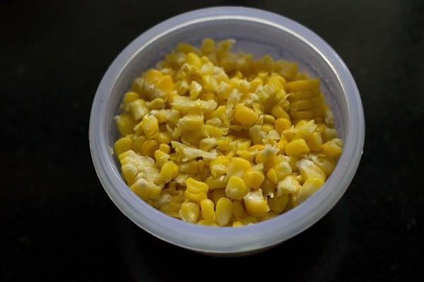 corn, sweet corn