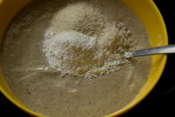 batter for mixed dal dosa recipe