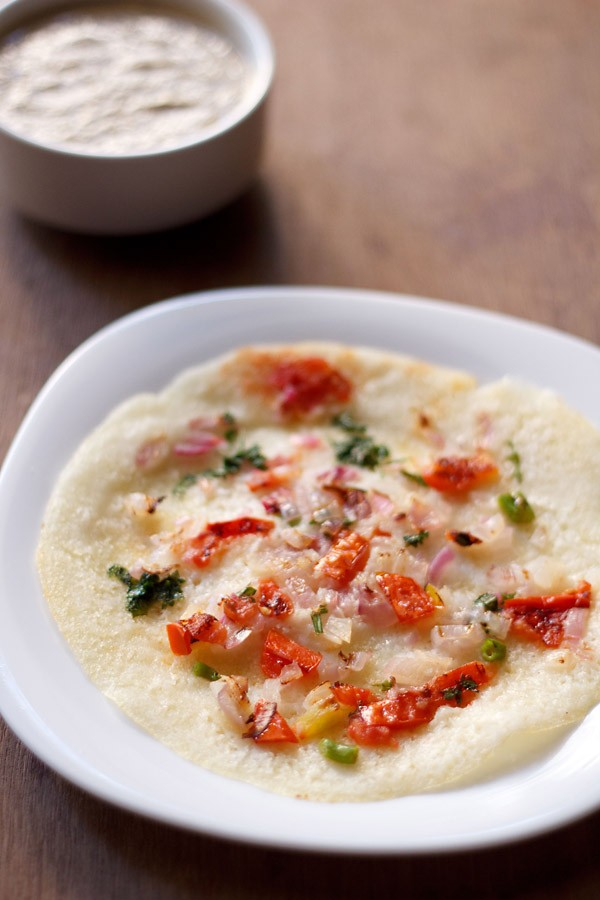 onion tomato uttapam recipe