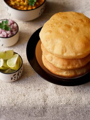 Bhatura Recipe | Bhature Recipe | How to make Bhatura or Bhature
