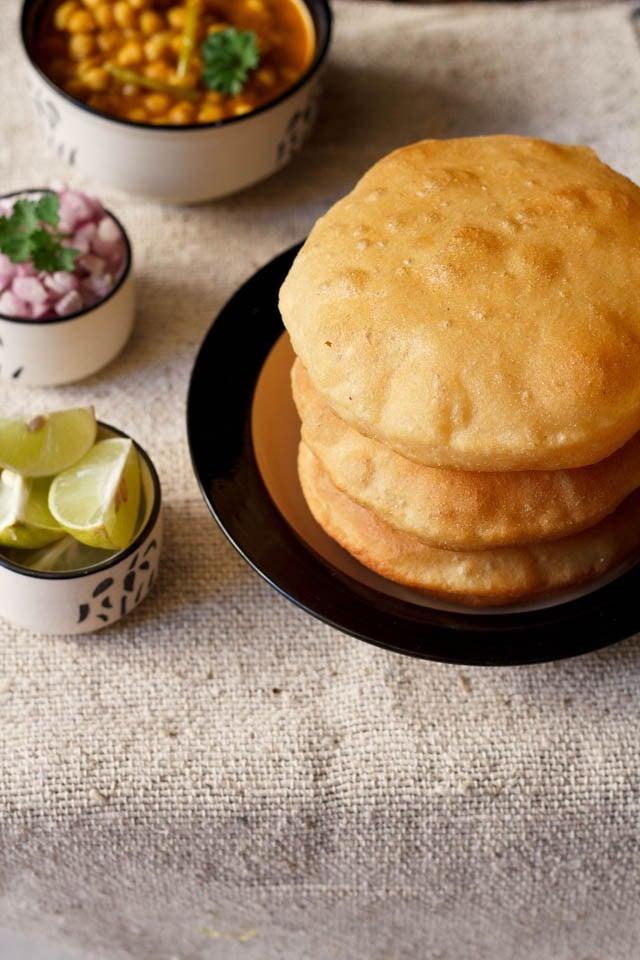 Bhatura Recipe: How to make Bhatura Recipe, Punjabi Bhature Recipe