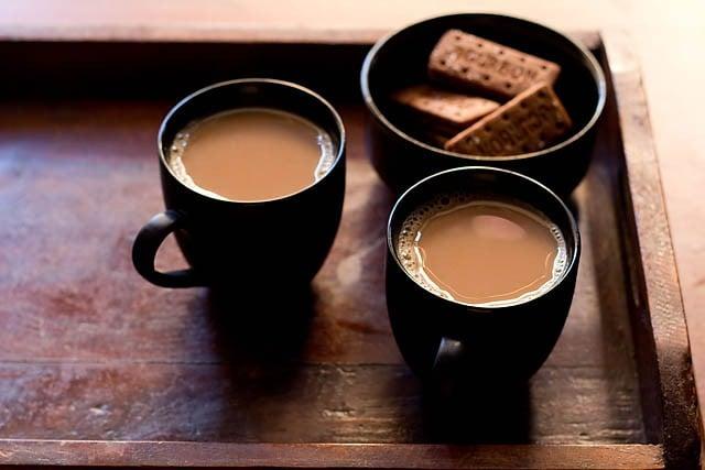 ginger chai recipe, ginger tea recipe