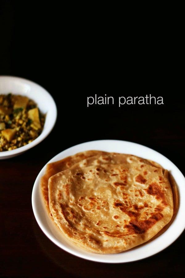 paratha recipe, how to make plain paratha | paratha recipes