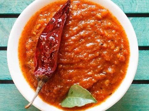 tomato thokku tecipe