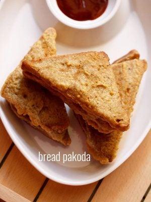 bread pakoda recipe