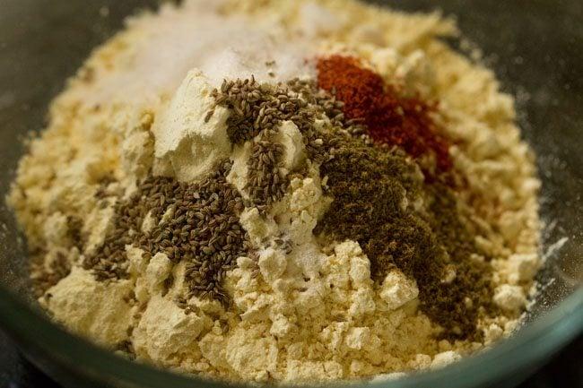 batter for bread pakoda recipe