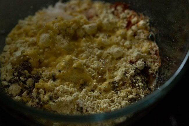 batter for bread pakora recipe