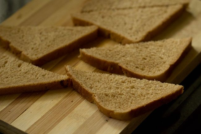 making bread pakoda recipe