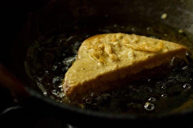 potatoes stuffed bread pakoda recipe
