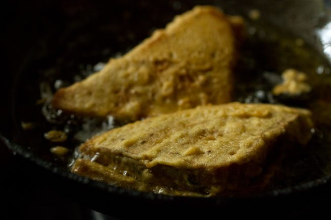 potato bread pakoda recipe