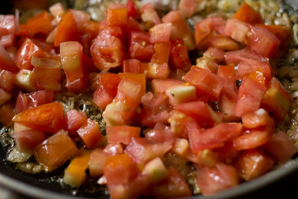 tomatoes for dhingri dolma recipe