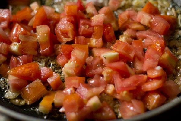 tomatoes for dhingri dolma recipe