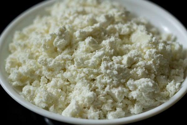 paneer for dhingri dolma recipe