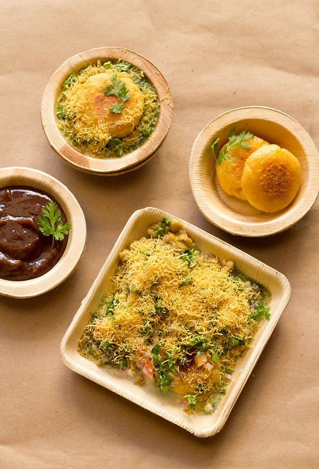 ragda patties, ragda patties recipe