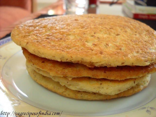 Soybean Flaxseed Pancake Recipe: Easy Soybean Flaxseed Pancake Recipe, Soybean Flaxseed Pancake