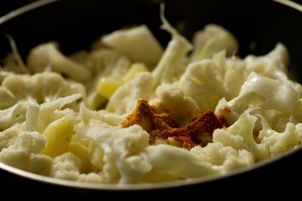 spices for aloo gobi recipe