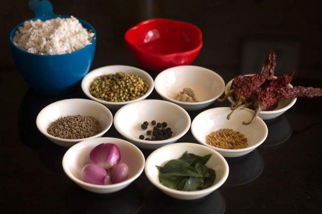 kerala sambar recipe