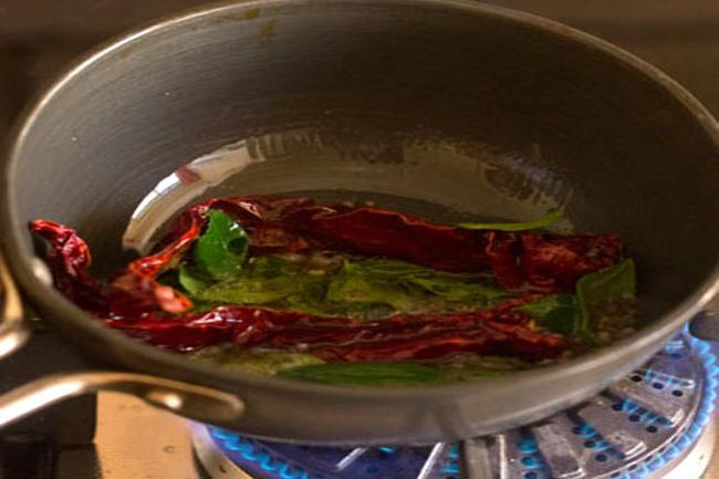 making kerala sambar recipe